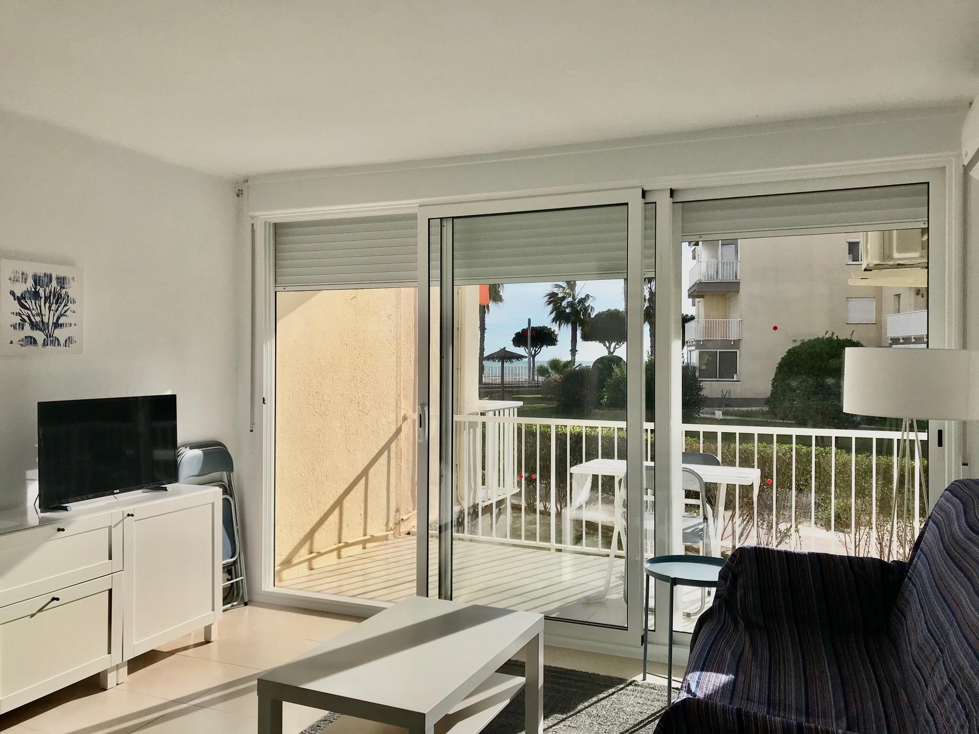 Apartamento -                                       Cambrils -                                       1 dormitorios -                                       5 ocupantes