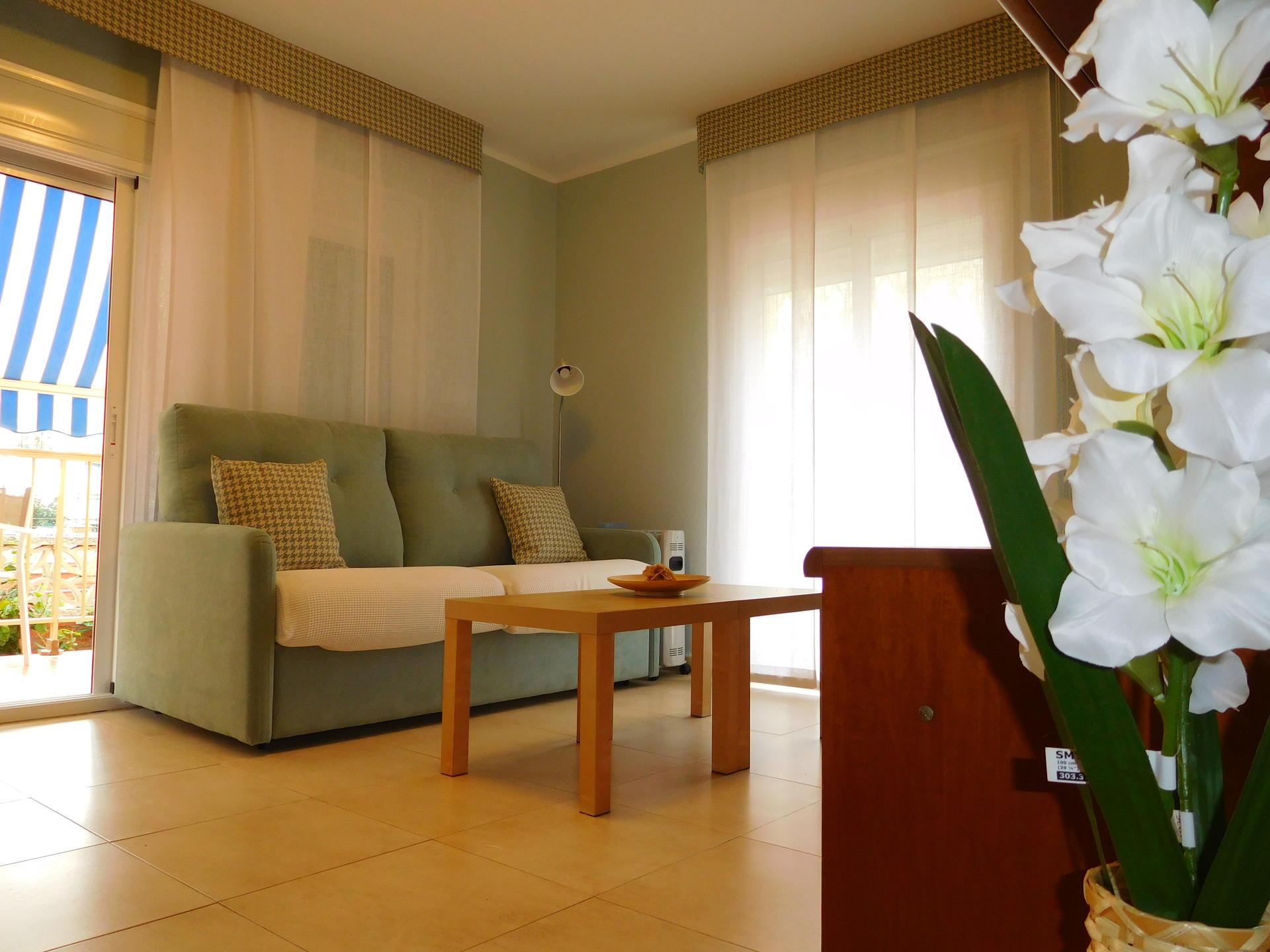 Apartamento -                                       Cambrils -                                       2 dormitorios -                                       4 ocupantes