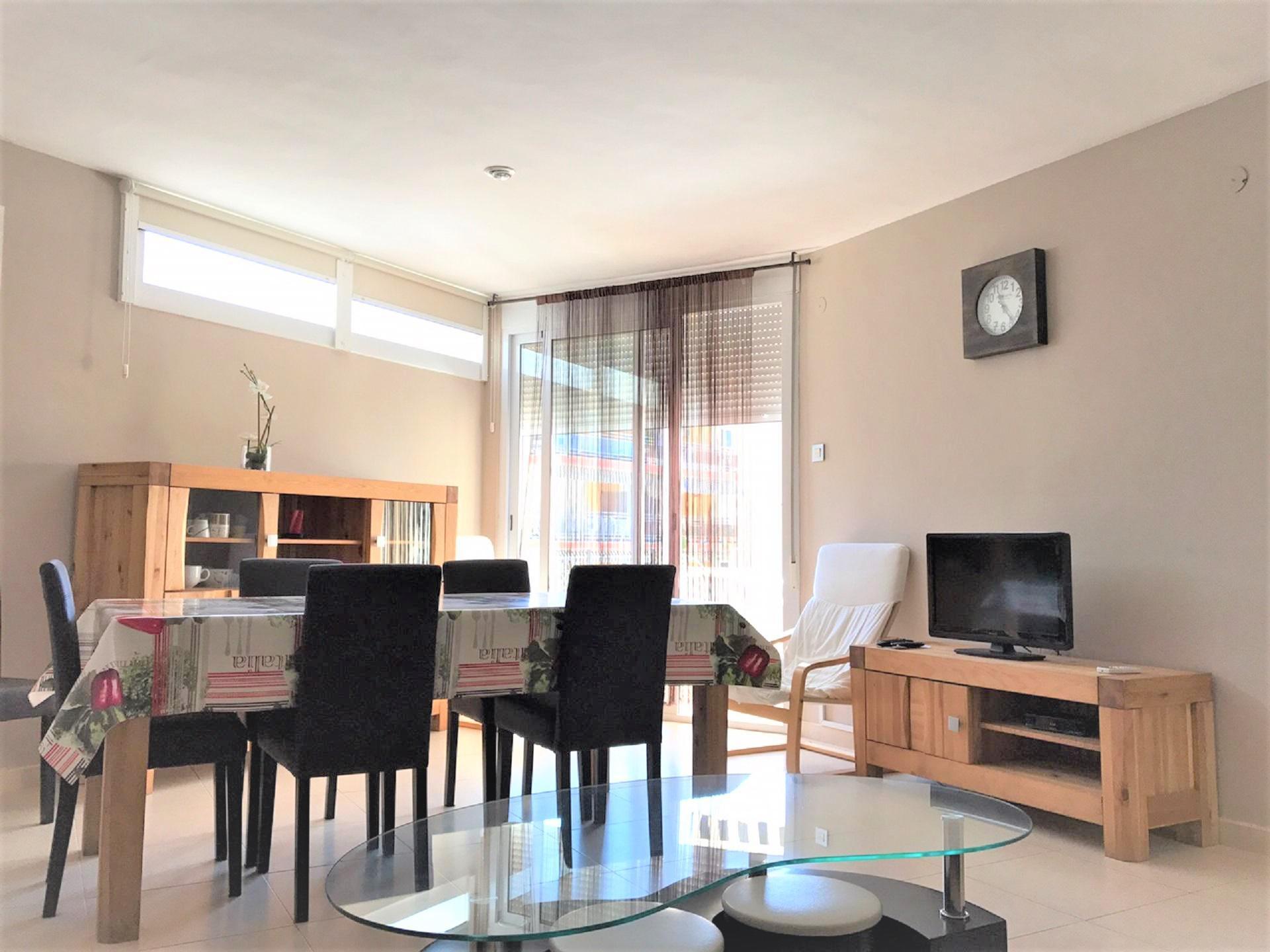 Apartamento -                                       Cambrils -                                       2 dormitorios -                                       5 ocupantes